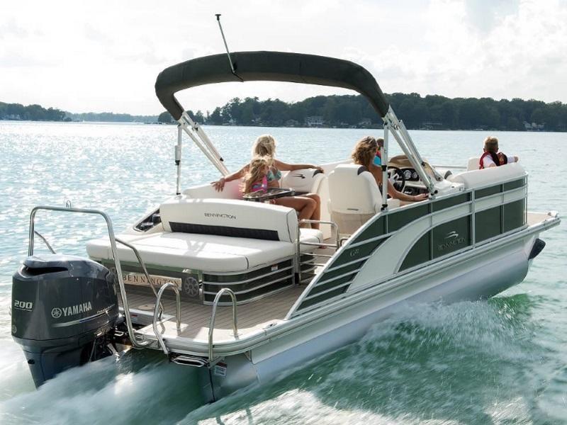 Pin On Happy Life Pontoon Boat