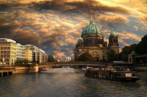 Berlim - Germany #PlacesIdLoveToGo
