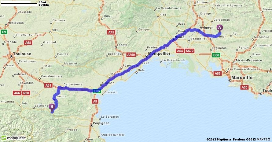 Street Map Of Quillan France.Driving Directions From Gordes France To Quillan France Mapquest