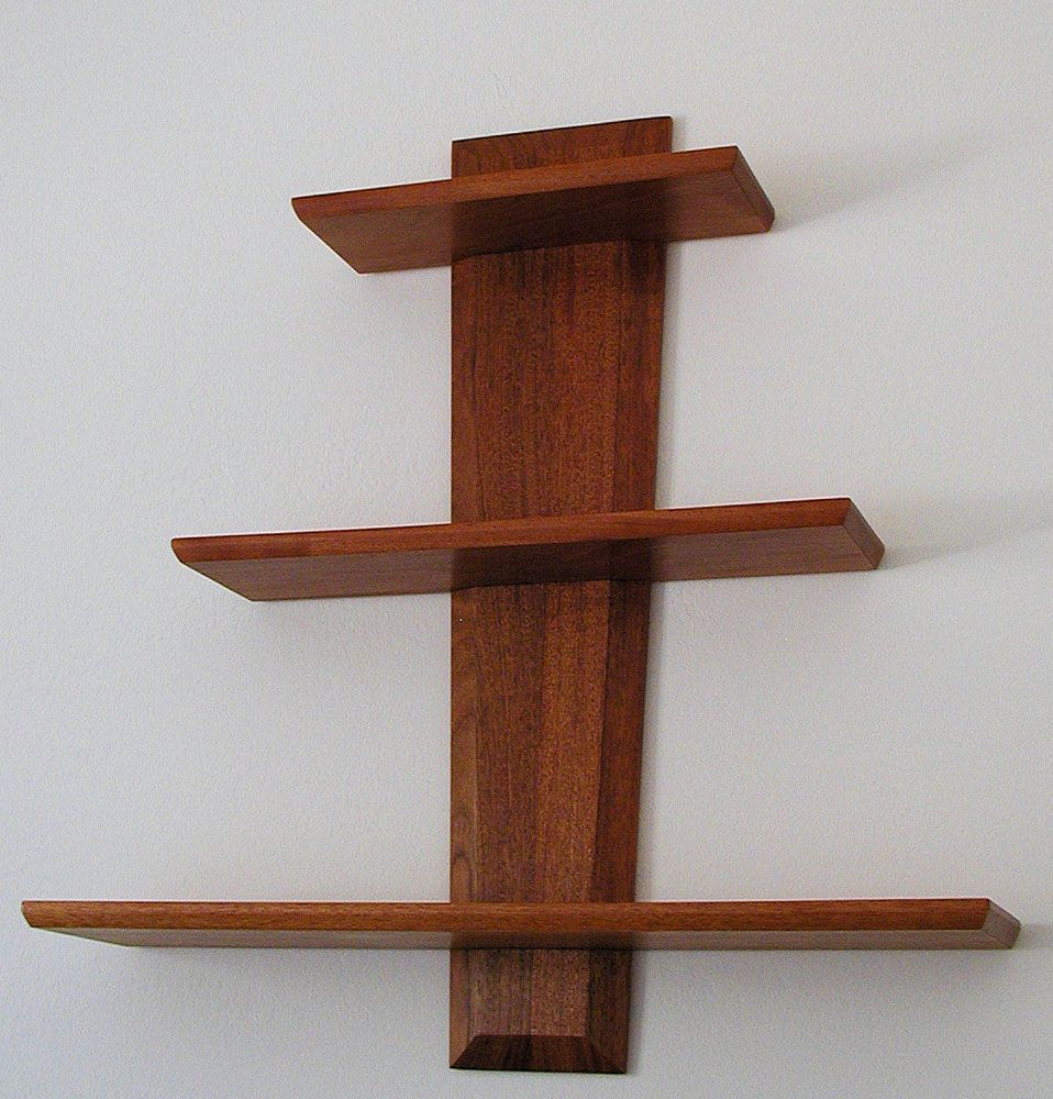 Interesting woodworking projects wood projects shelves for Wood craft shelves