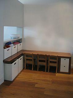 speelhoek woonkamer - Google zoeken | wandkast/speelgoed opbergen ...