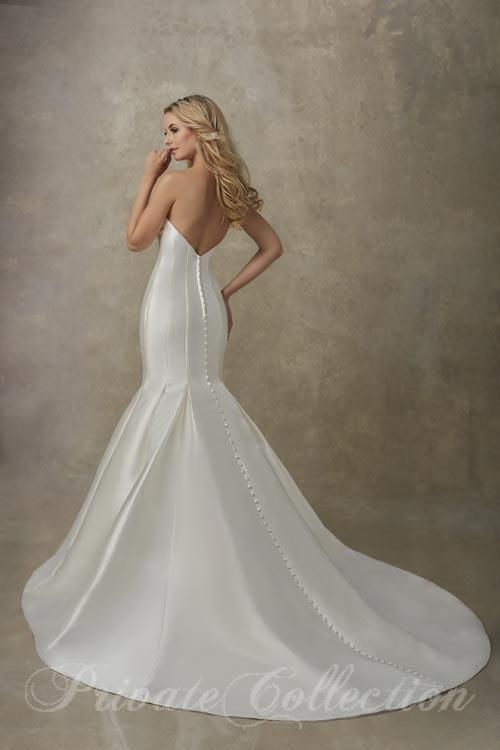 New | Style 18096 - Private Collection | House of Wu Bridal Gowns ...