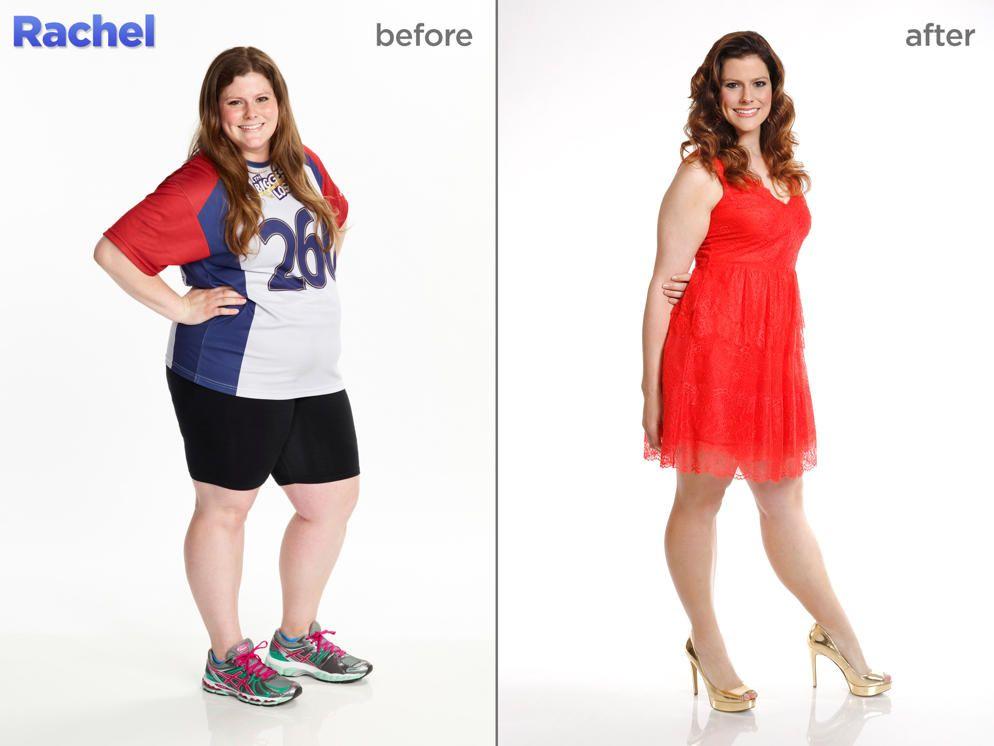 'The Biggest Loser' Season 15 Makeovers – Rachel Frederickson