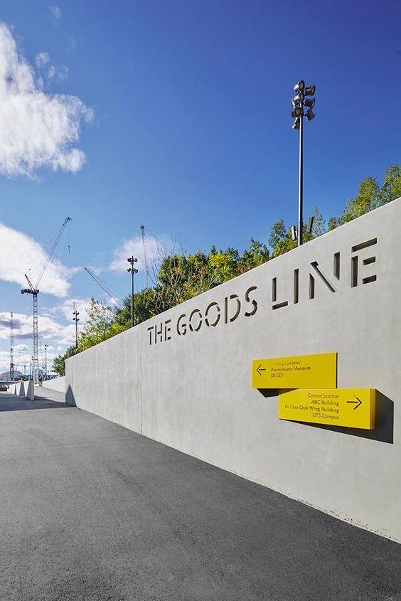 The goods line aspect studios chrofi 14 landscape for Aspect landscape architects