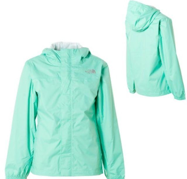 5a855bfad6fc The North Face Zipline Rain Jacket - Girls