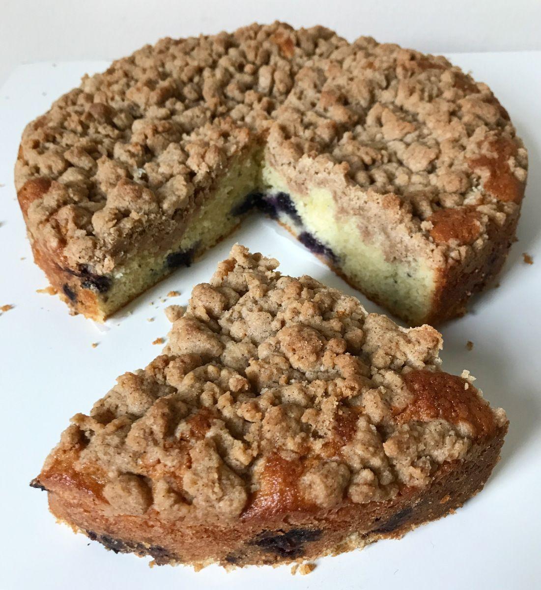 ina garten blueberry sour cream coffee cake