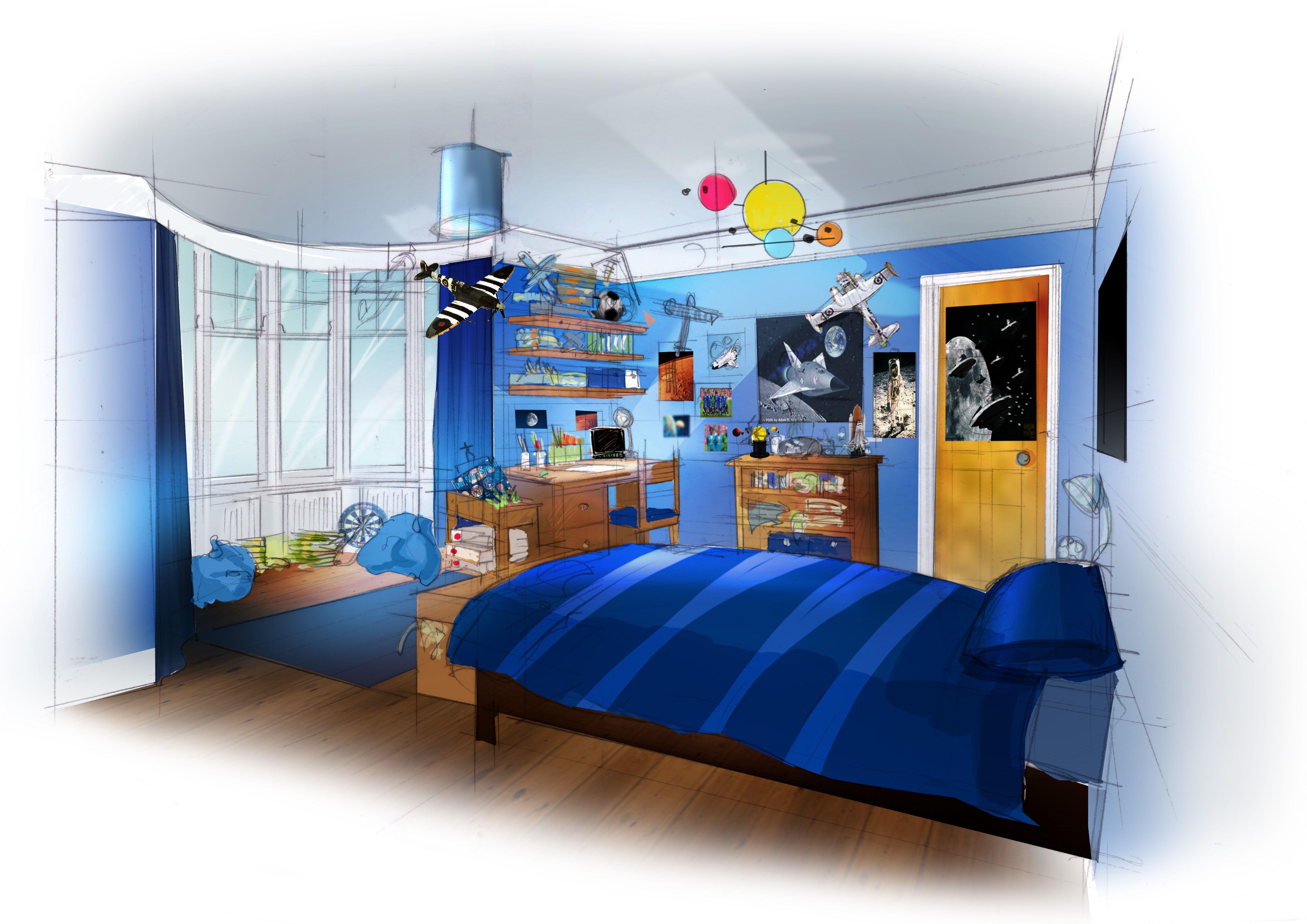 Decor For Boys Bedroom Concept Design bedroom | room design | pinterest