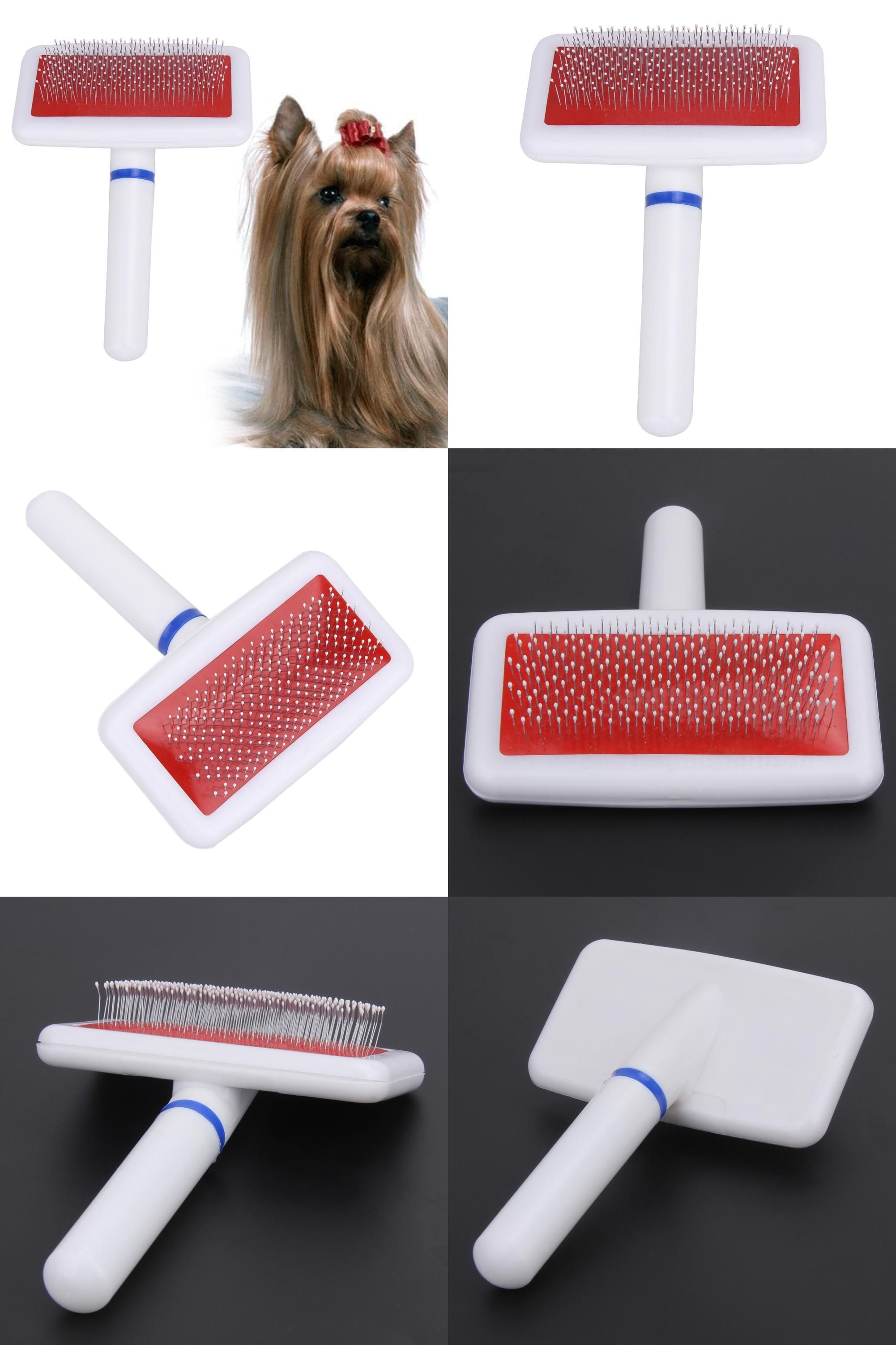 Visit To Buy Pet Dog Grooming Practical Needle Comb For Dog Cat