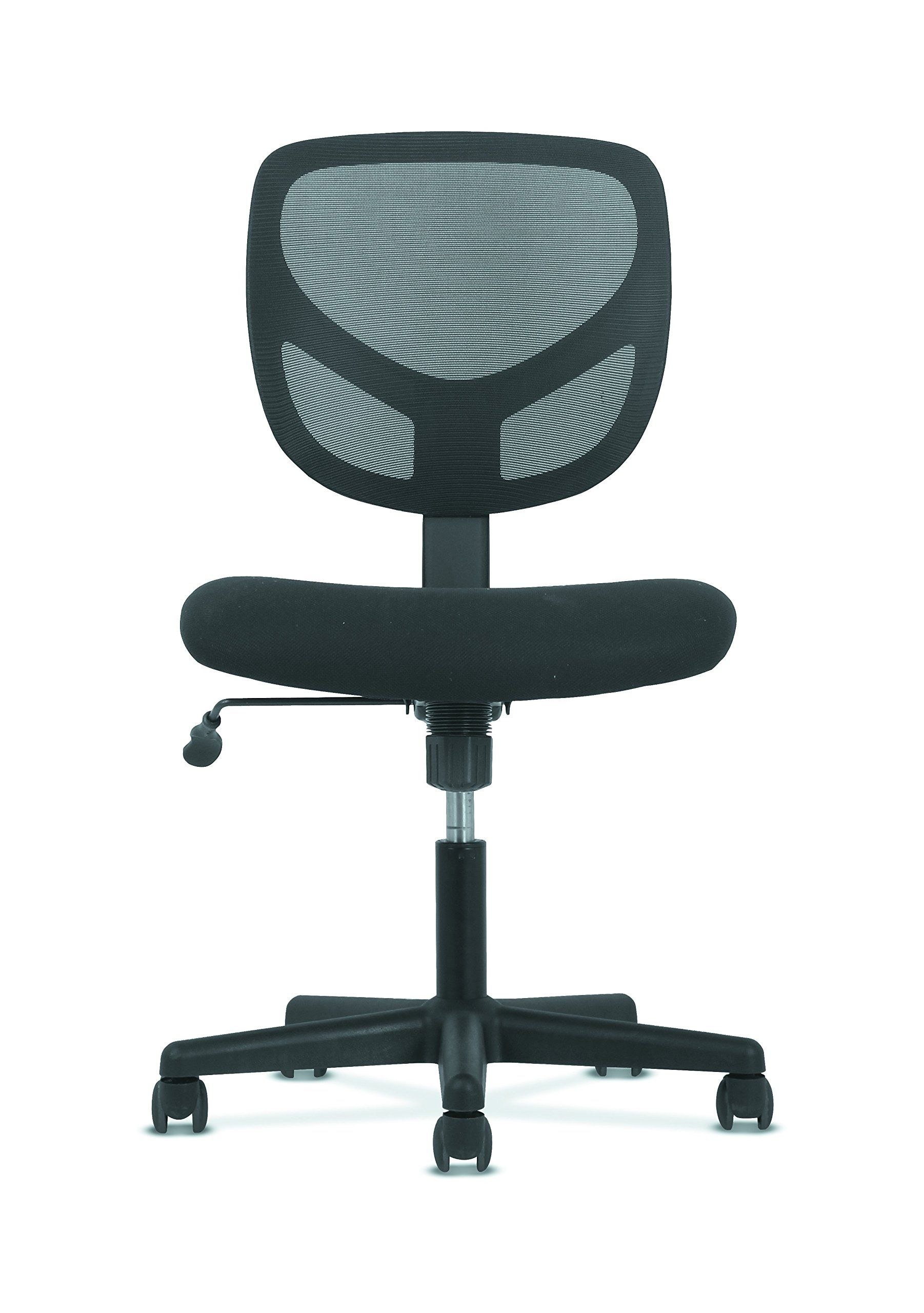 task chair without arms flex steel chairs sadie swivel mid back mesh ergonomic computer office hvst101 visit the image link more details