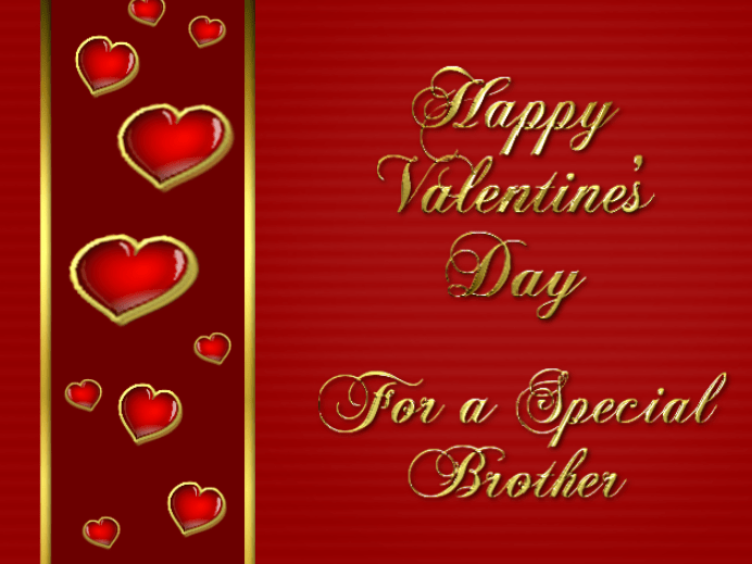 Happy Valentines Day Brother Quotes 2019 Happy Valentine Day Quotes Valentine Day Messages Love Valentines Day Messages