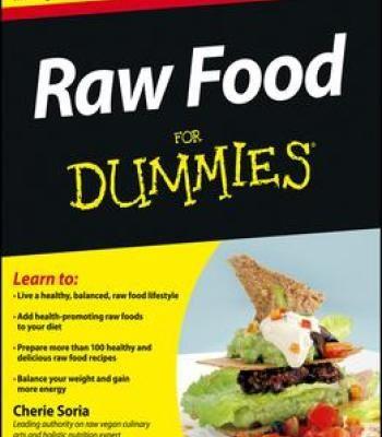 Raw food for dummies pdf cookbooks pinterest food and recipes raw food for dummies pdf forumfinder Images