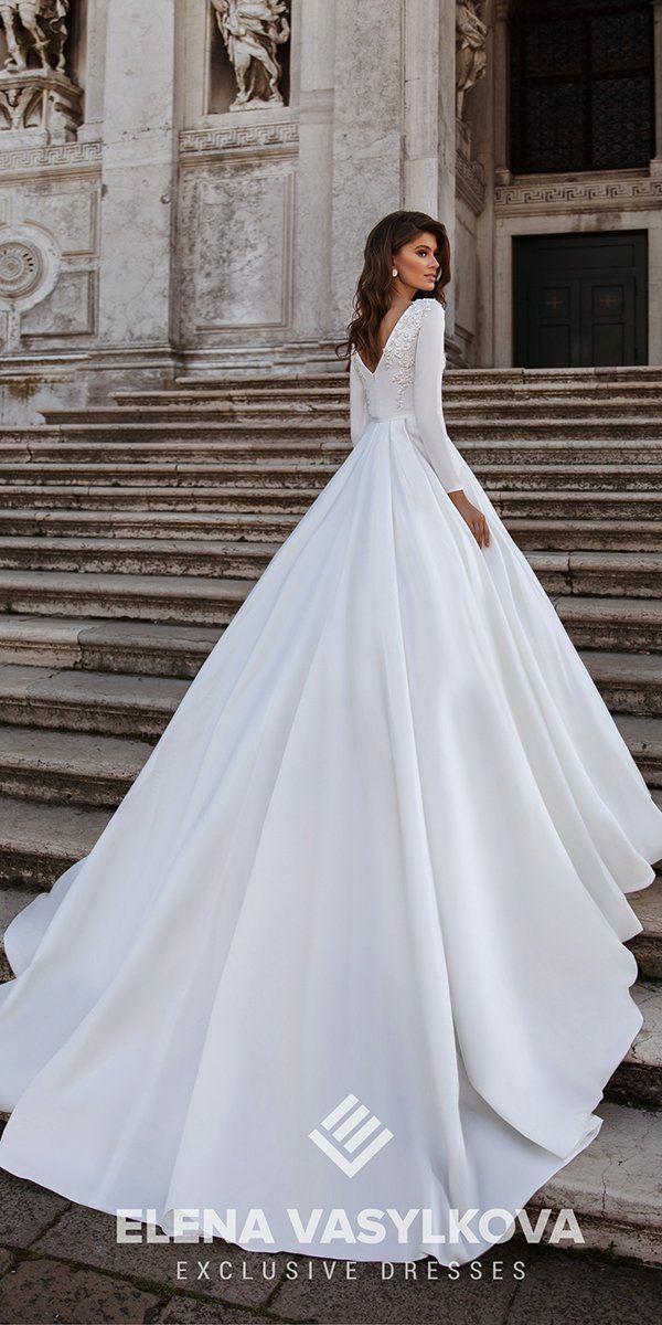 30 Fall Wedding Dresses With Charm   Wedding Forward