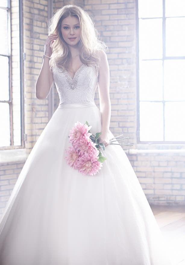 Classy Madison James wedding dresses