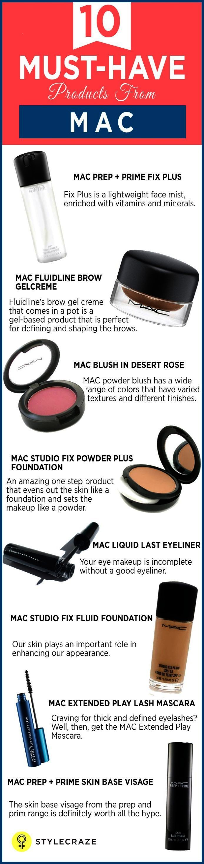 One Of The Leading Cosmetic Brands Worldwide The Acronym Mac Stands For Makeup Artist Cosmetics Mac Offers A Wid Top Makeup Products Makeup Makeup Accessories