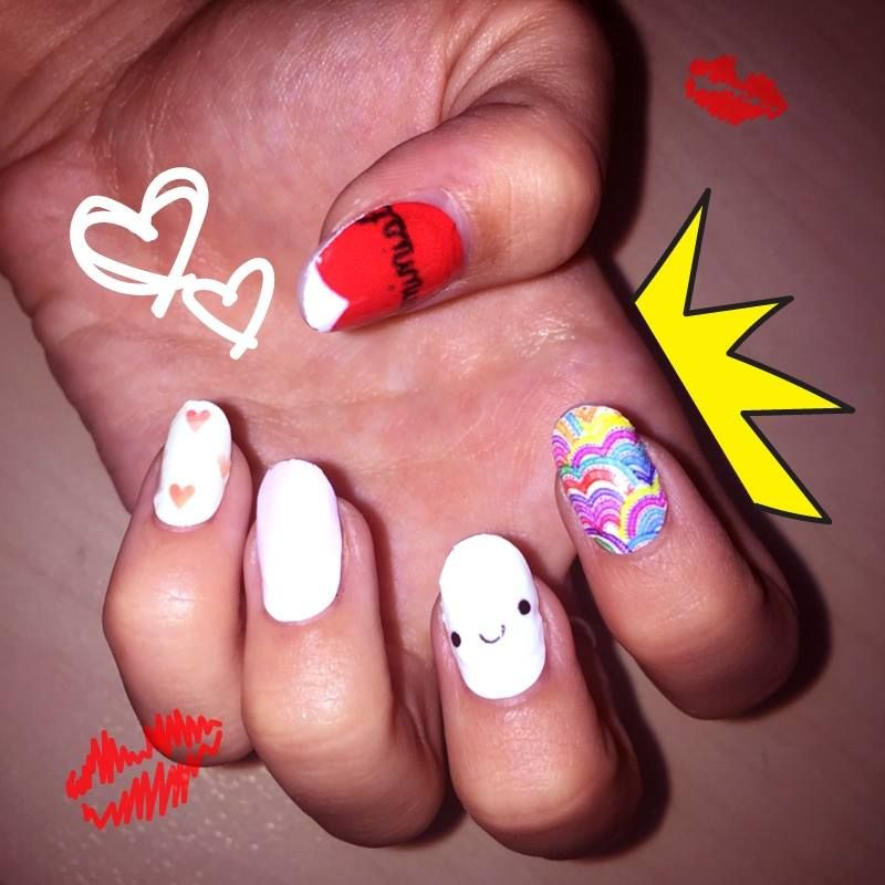 tbt G Hannelius\' Make Me Nails! | Make Me Nails with G Hannelius ...