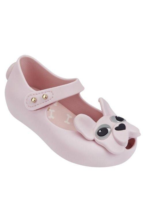 89b621cad626 Mini Melissa Ultragirl Dog Shoe Pink Mellisa Shoes