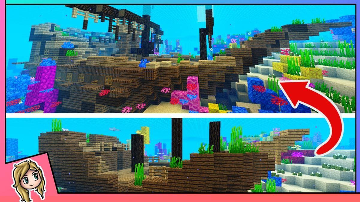 Minecraft Shipwreck Transformation Shipwreck Seed Right At Spawn Minecraft Minecraft Construction Transformations