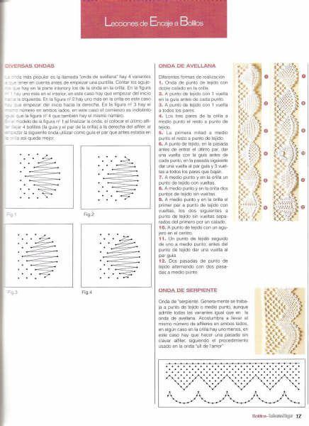 lecciones de encajes de bolillos (labores del hogar) - Maria Lucia Muñoz - Picasa Webalbumok
