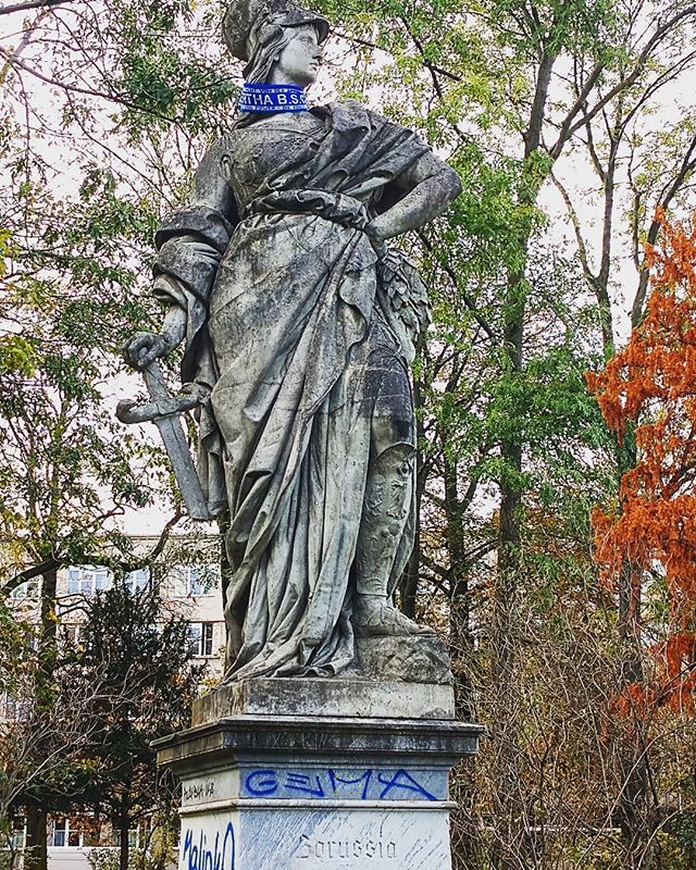 Preussenpark Berlin Wilmersdorf Berlin Favorite City Garden Sculpture
