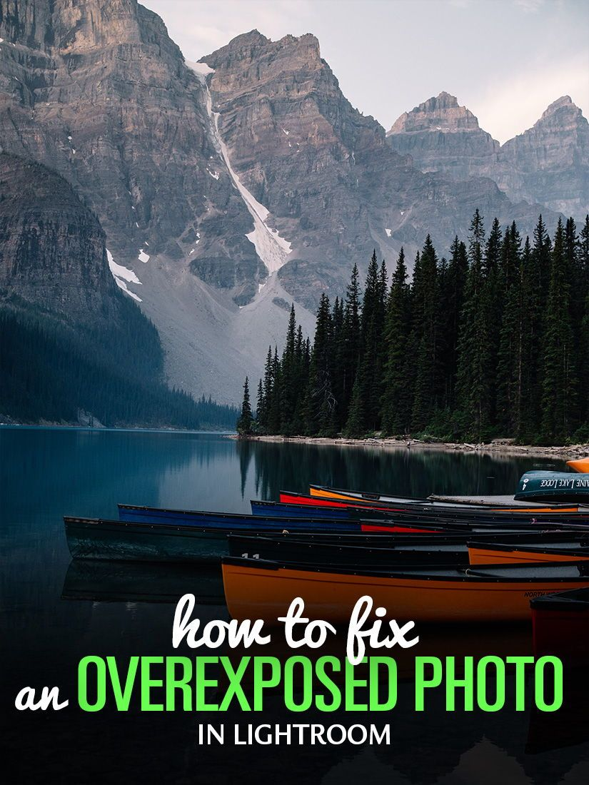 How To Fix An Overexposed Photo In Lightroom 3 Step Approach With Images Composition Photography Travel Solo Travel