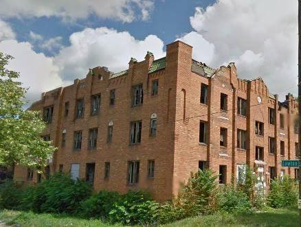 Detroit's LaGrande Apartments