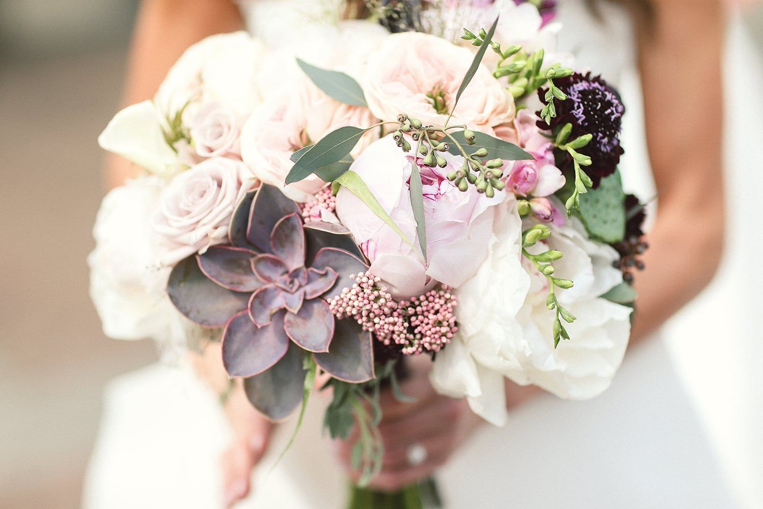 #Beautiful and #romantic #BrooklynBotanicalGarden #wedding - Photo by #AlisonConklin | Planned by #LyndseyHamiltonEvents | Floral Design by #FleursBella http://bit.ly/1Zy73kK Featured on #TheKnot #1440 #fourteenforty