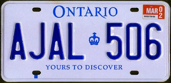 Ontario Yours To Discover In 2019 Plates Ontario