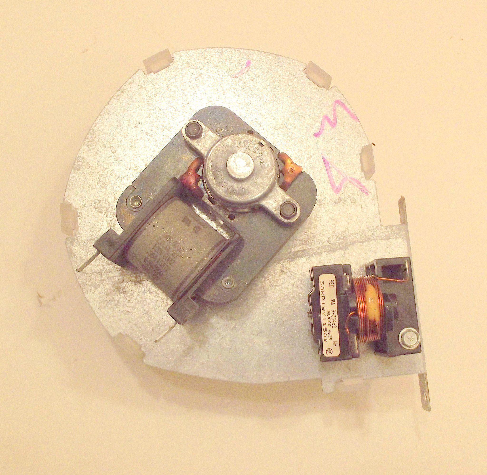 902900 903482 902902 Maytag Dishwasher Fan Motor Blower Assembly Motor Blower Maytag Dishwasher Fan Motor