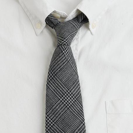 fd94df93a2 Glencheck nyakkendő   My Style-Esterházy-kockás, Glencheck