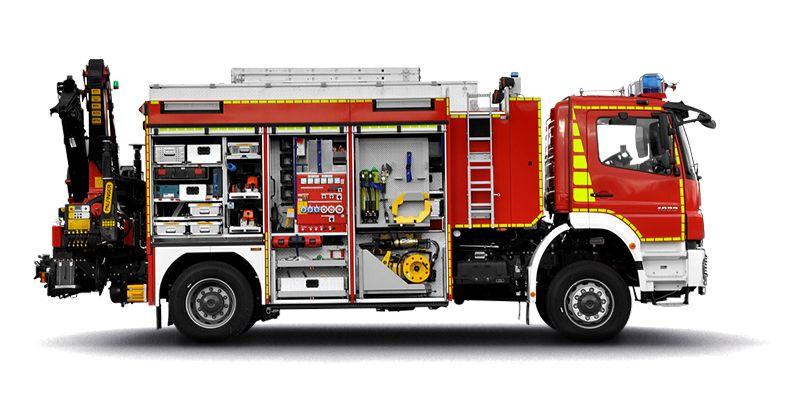 Schlingmann 112 Rw Kran Fahrzeuge Feuerwehr Fahrzeuge Feuerwehrauto