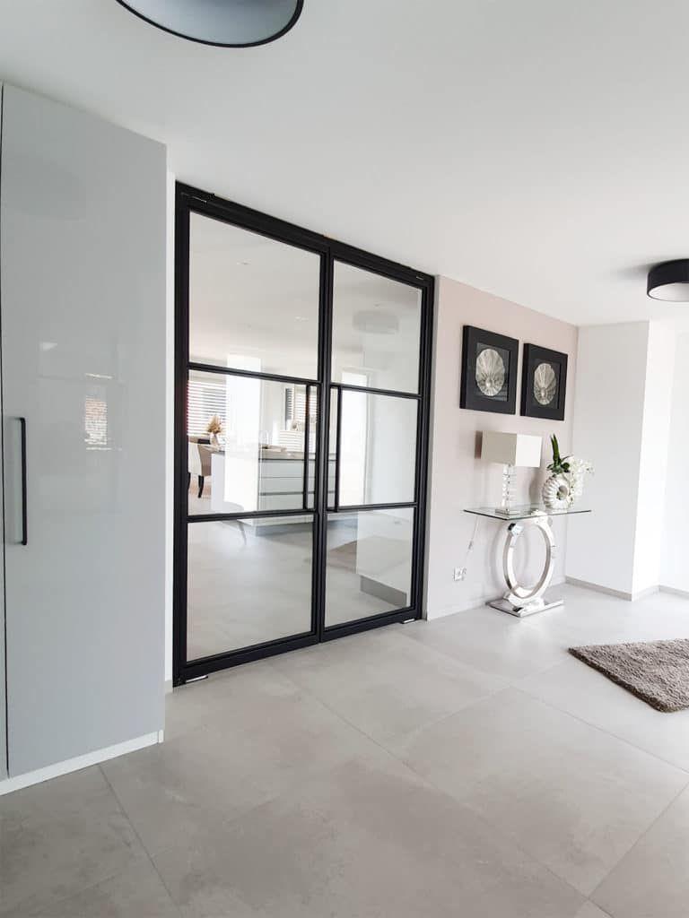 Stahl Loft Tür 19 – Doppeltür – N51E12 – design & manufacture