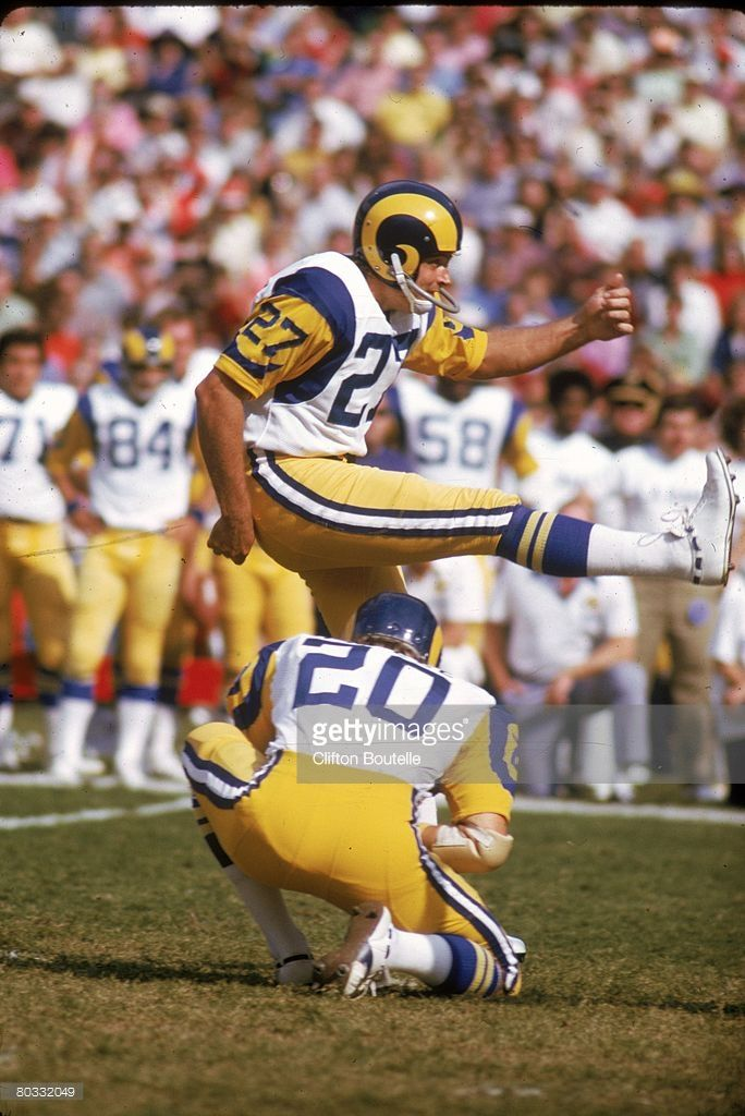 Clifton Boutelle Pictures Rams Football Vintage Football Los Angeles Rams