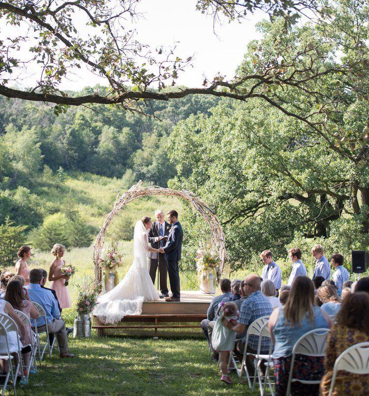 almquist farm hastings, mn | Outdoor wedding, Wedding ...