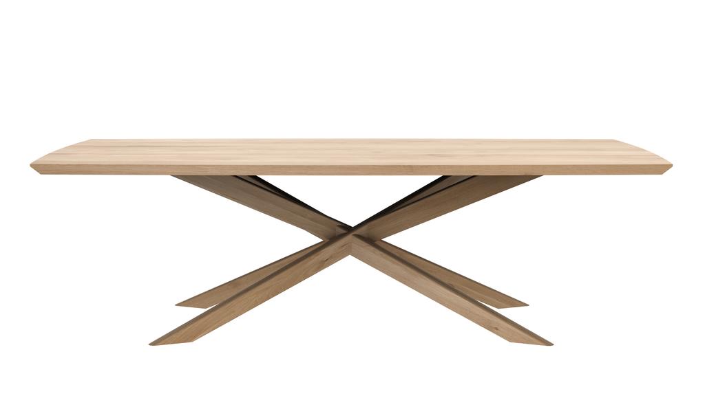 Mikado Rectangular Coffee Table Oak Home Coffee Tables Window