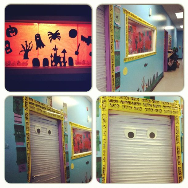 check out these creative ideas for decorating your classroom door rh pinterest com Halloween Door Decorations for School Halloween Door Decorations