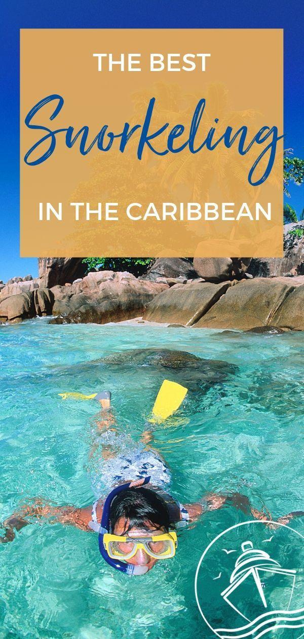 10 Best Snorkel Spots In The Caribbean
