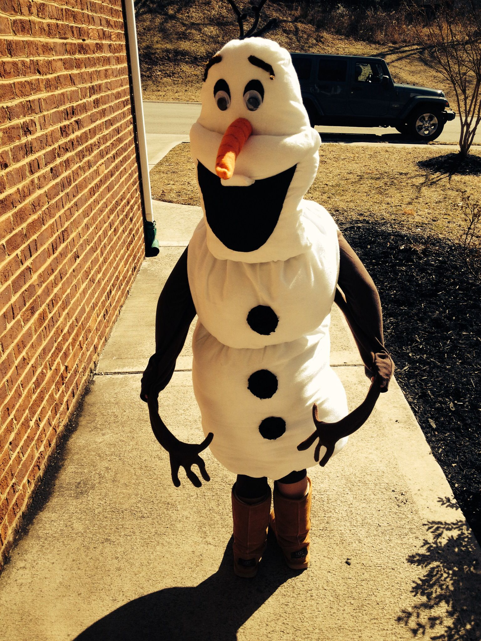 Olaf Costume | Olaf Costume | Pinterest | Olaf costume, Olaf and ...