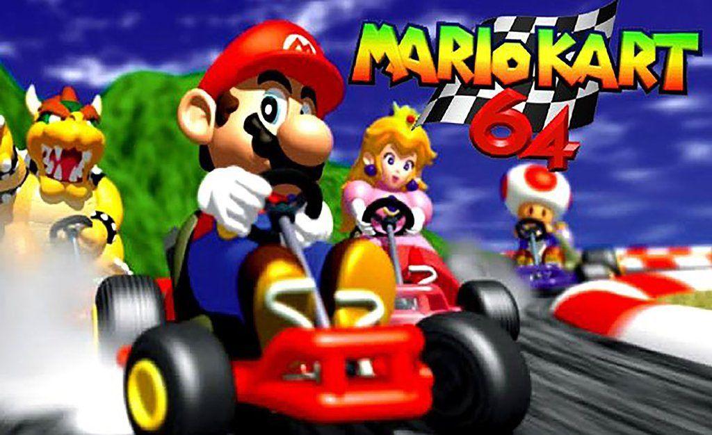 Nintendo Mario Kart 64 Tournament Sunday May 7th 12 Noon Mario Kart 64 Mario Kart Super Mario Kart