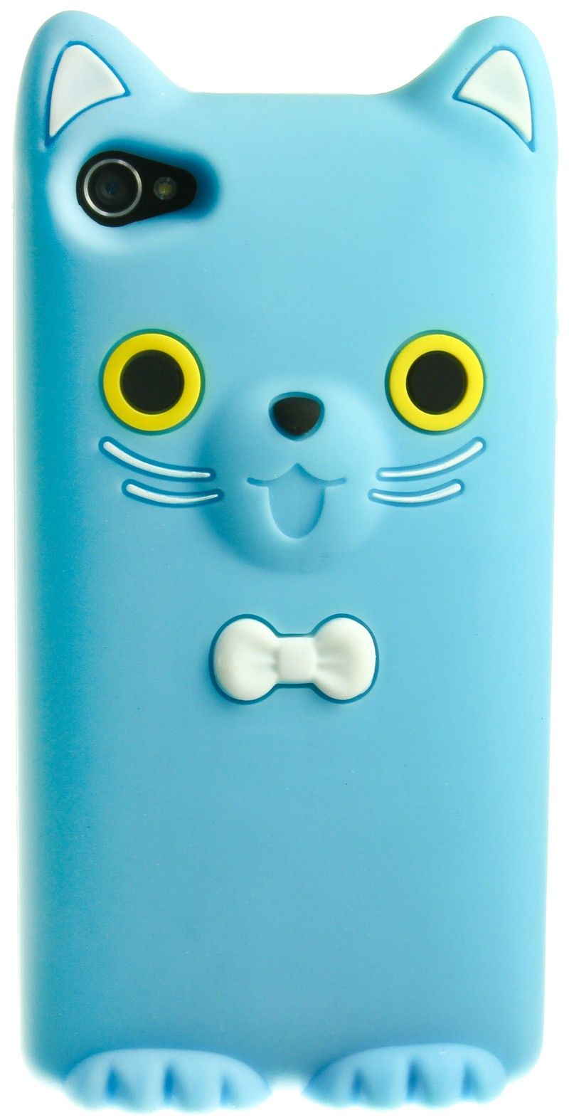 Blue cat iphone 44s case with images cats iphone 4s