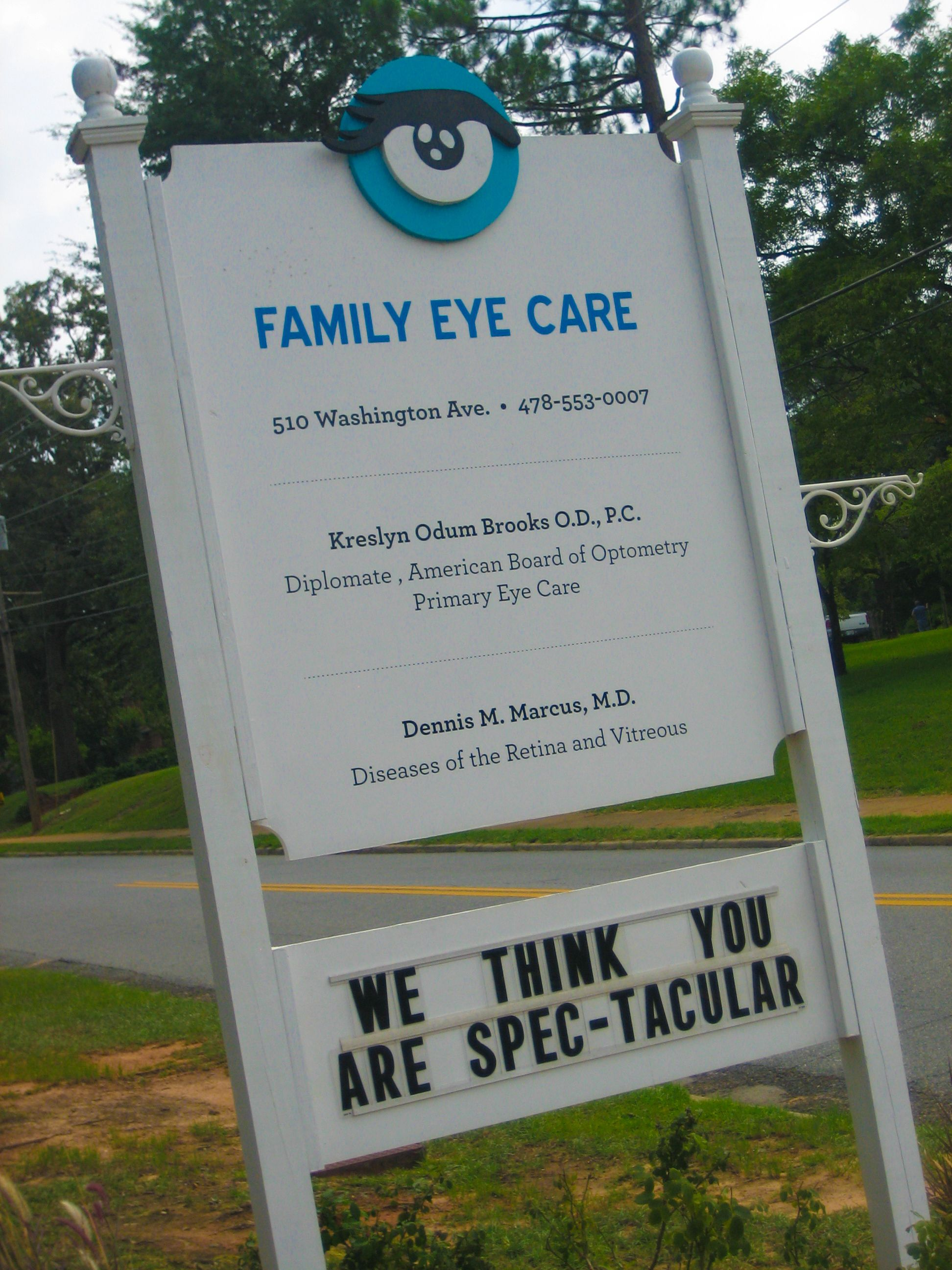 Family Eye Care in Sandersville, Eye care, Care