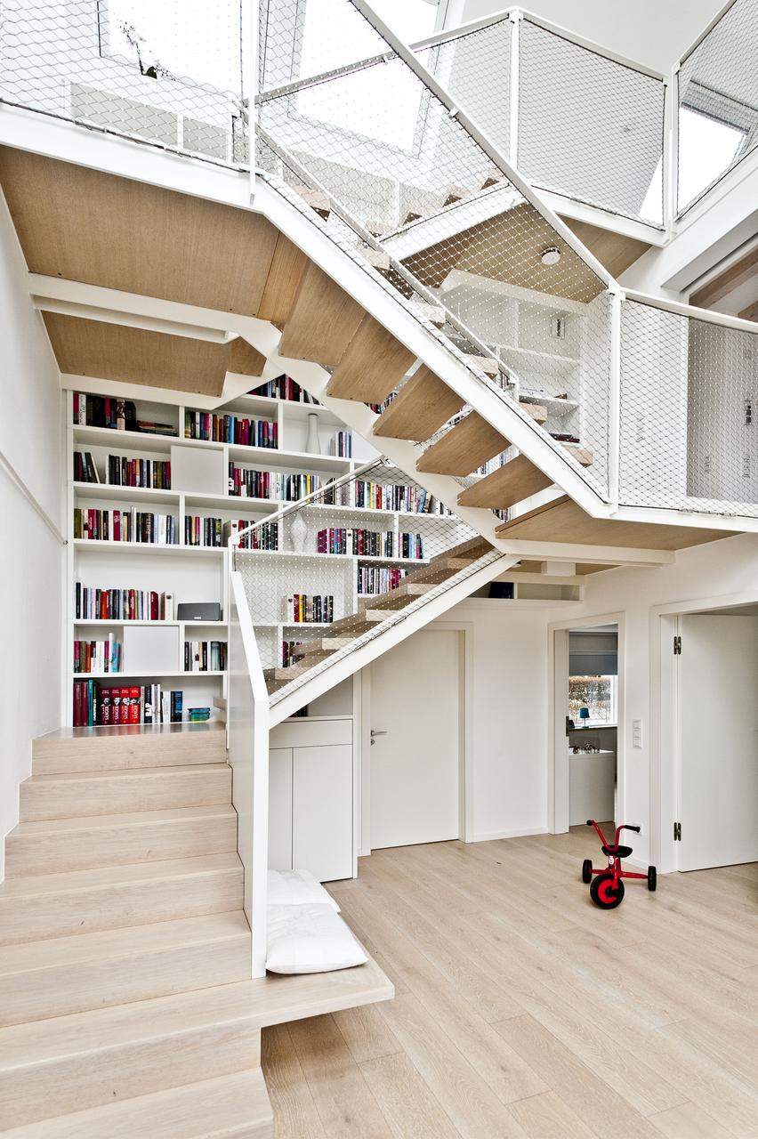 wohnen einrichtung wohntr ume innenarchitektur wohndesign m bel deko diy b cherregal. Black Bedroom Furniture Sets. Home Design Ideas