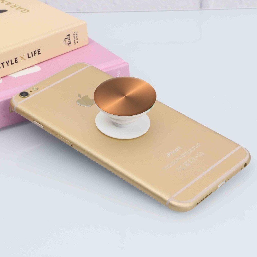 Phone Holder Expanding Stand Grip Pop Socket Mount For
