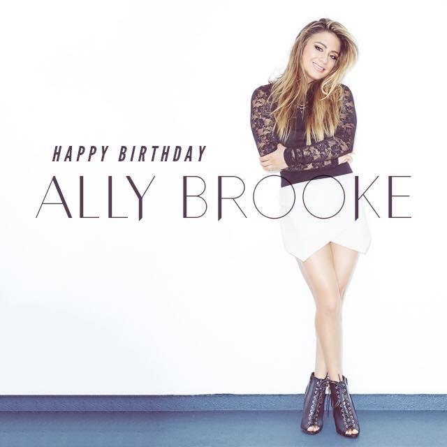 Ally Brooke, Espectaculos Y Hollywood