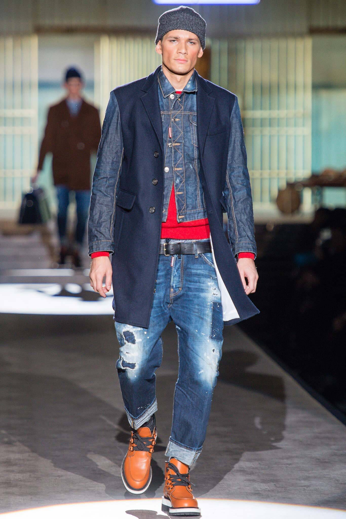 Dsquared², Look #11