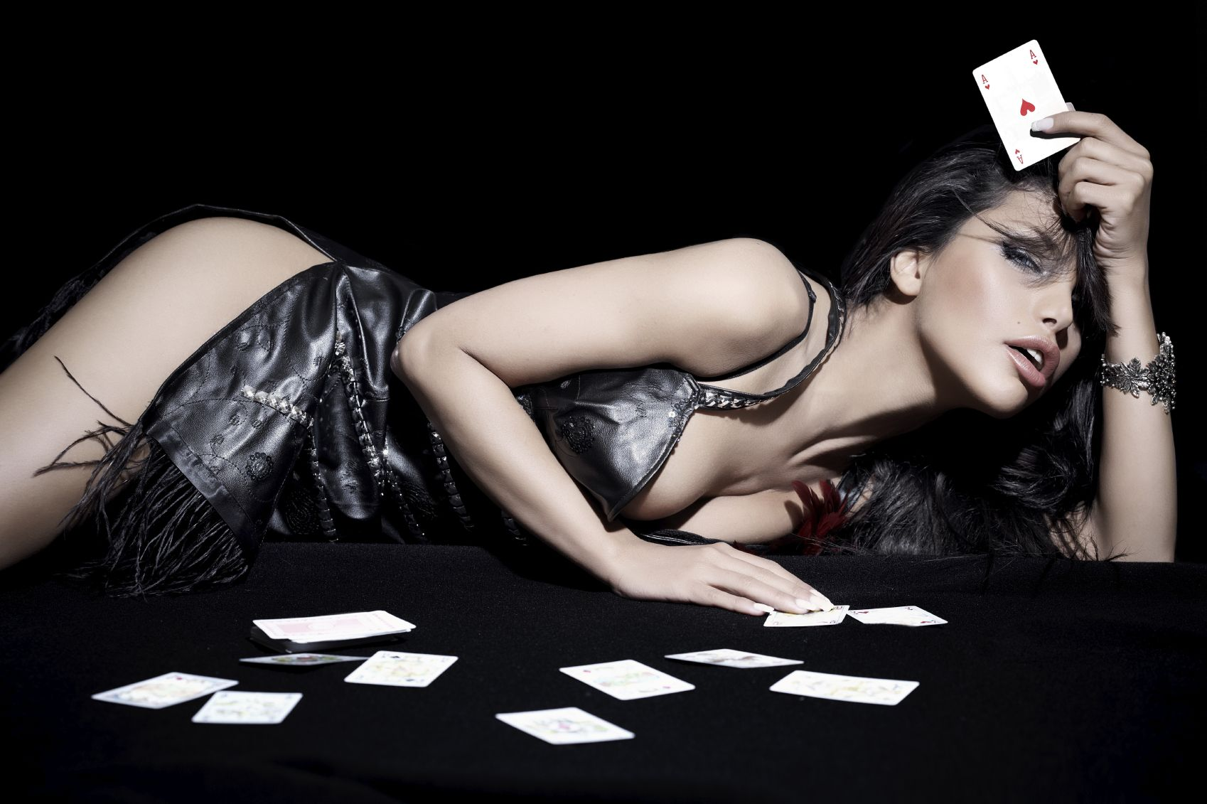 Sexy poker set sex playing cards