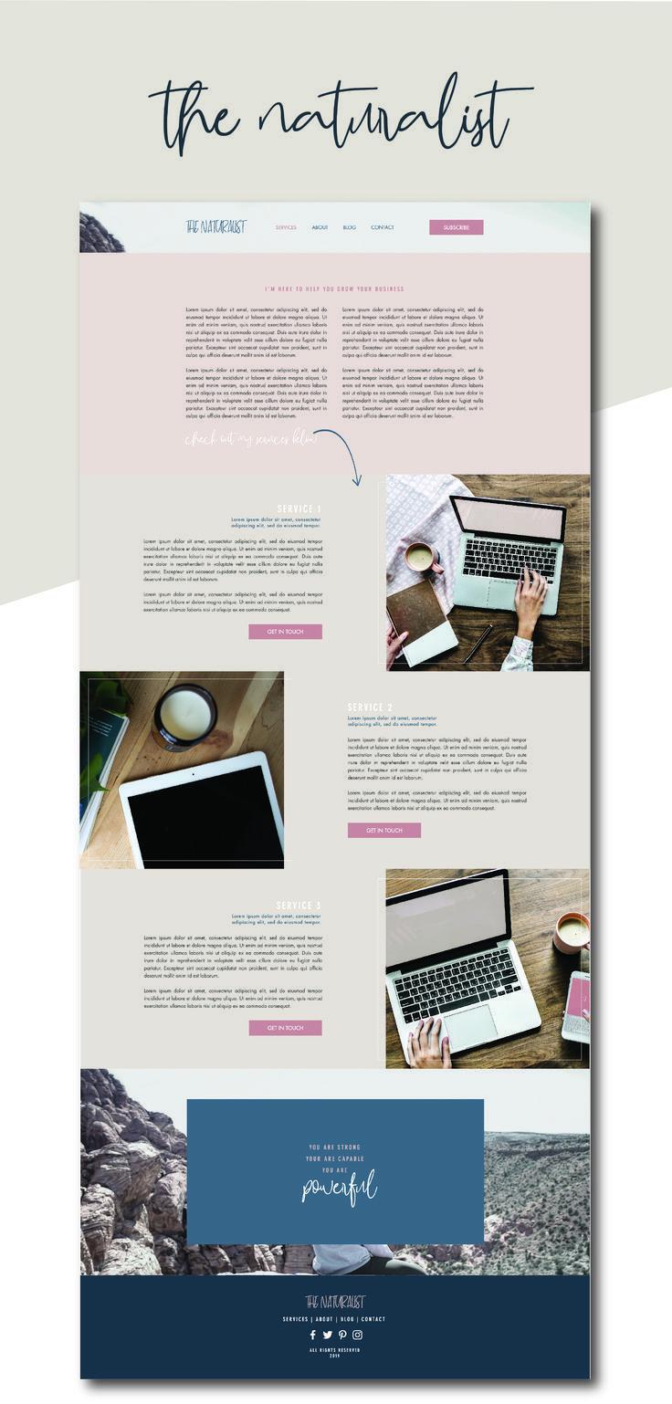Wix Website Template Website Design Website Template