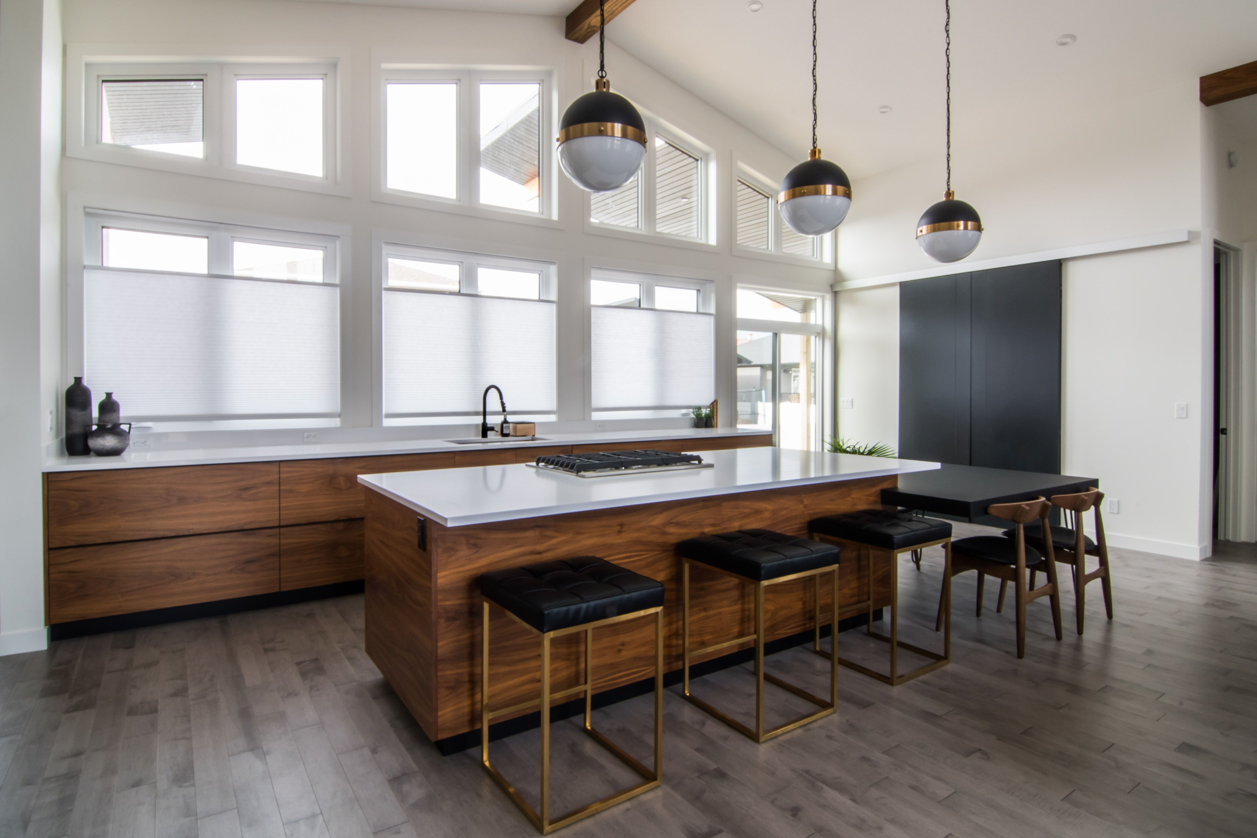 Best Mid Century Modern Walnut Kitchen Minimal At Its Best 400 x 300