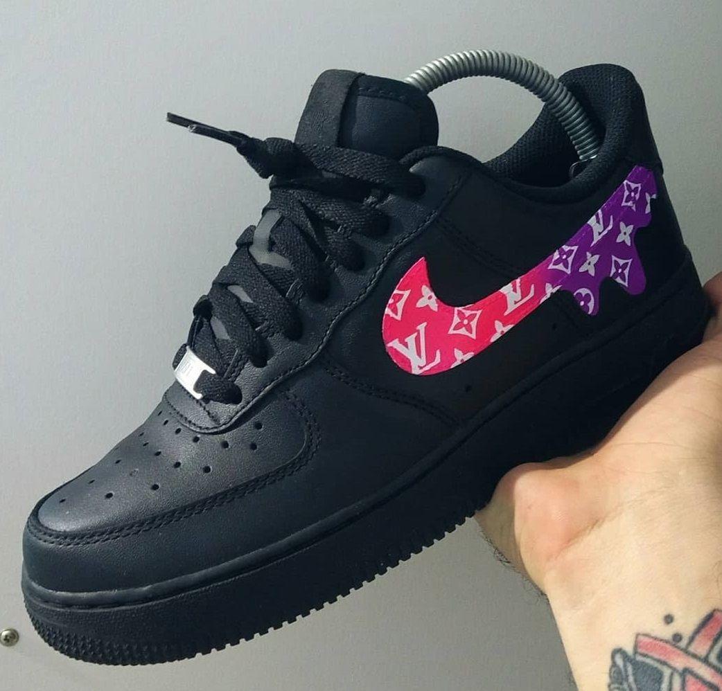 Louis Vuitton Nike Air Force 1 Nike shoes air force