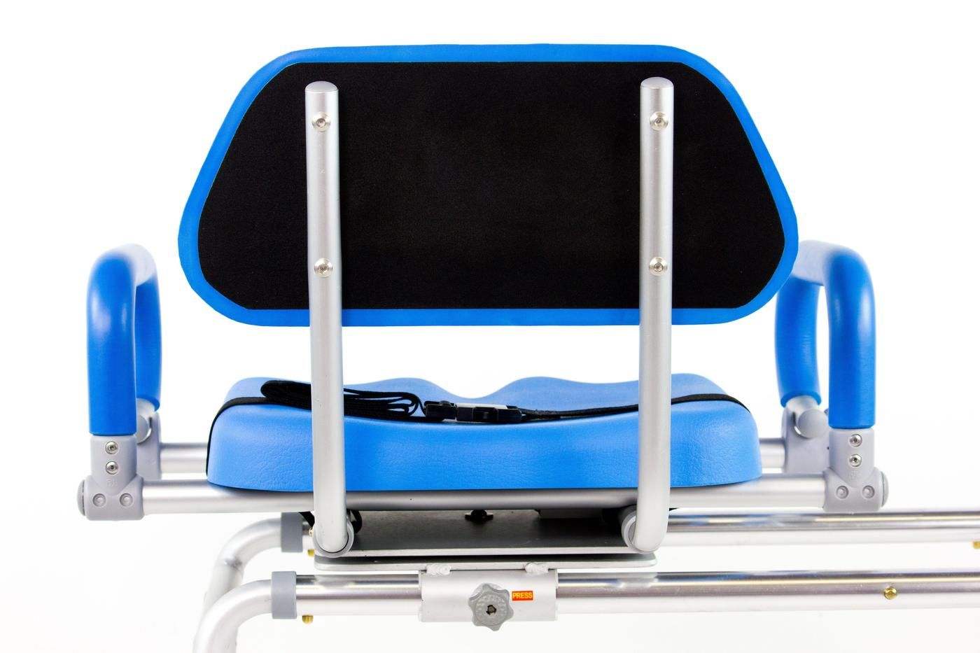 Carousel Sliding Transfer Bench with Swivel Seat. ***FREE
