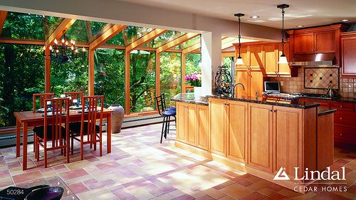 SunRoom Addition Off Of Kitchen Kitchen Remodel Ideas Pinterest Impressive Kitchen Sunroom Designs